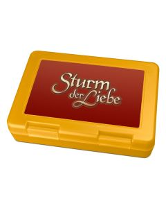 Brotdose Lunchbox Gelb